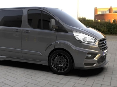 Ford unveils new MS-RT Transit Custom