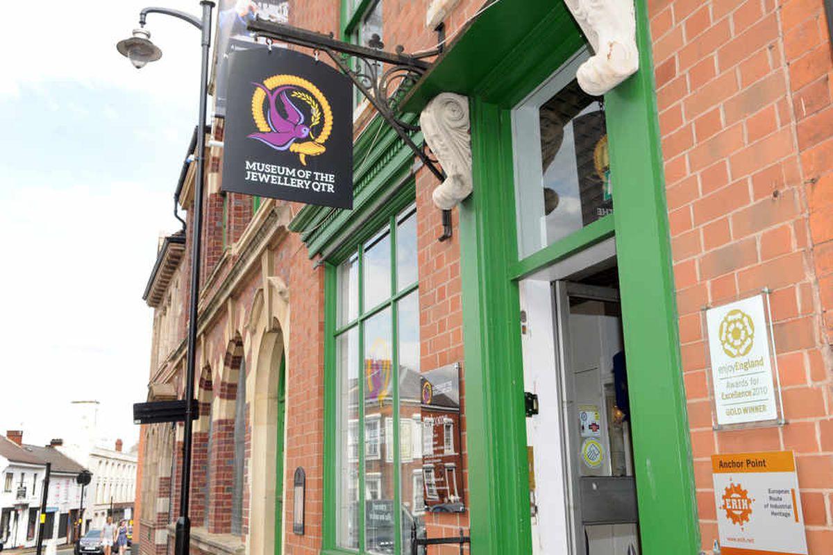 Jewellery Quarter museum celebrates 25th anniversary in Birmingham