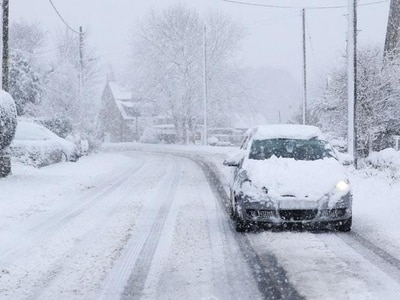 Motorists ignoring advice to stay off the roads in bad weather