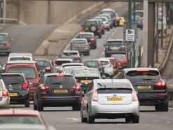 Christmas getaway traffic jam hotspots identified as 20m take to roads