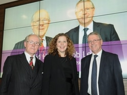 Legal pair step down after 100 years' service