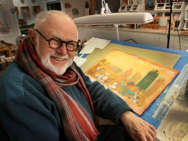 Strega Nona author Tomie dePaola dead at age 85