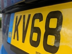 Banned! The '68' plates that could offend