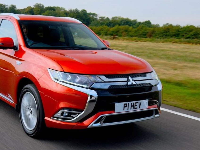 UK Drive: Mitsubishi Outlander PHEV is ideal for those ready to make the move to a hybrid
