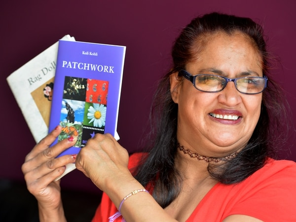 Wolverhampton poet saved from being thrown into the river as a child talks culture, disability and Festival of Imagination