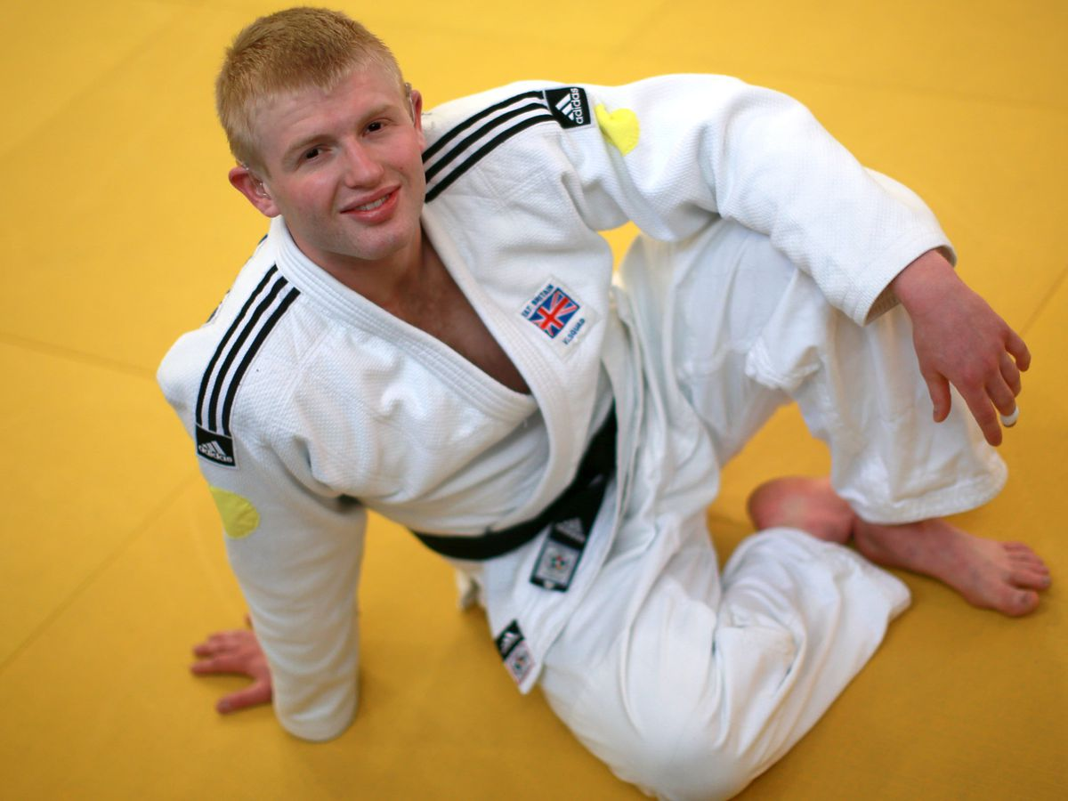 World number one Chris Skelley is preparing for Tokyo