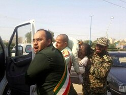 Iran gunmen attack military parade
