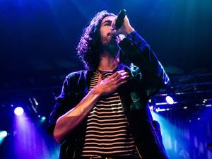 Hozier. Picture by: Eleanor Sutcliffe