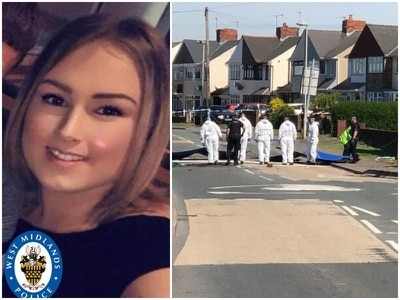 'Our beautiful princess': Devastated family pay tribute to crash victim Charlie Burgoyne