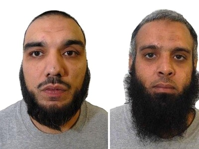 Terror plotters challenge 'unfair' trial which took place amid four UK attacks