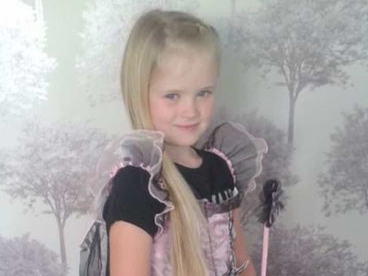 Mylee Billingham was stabbed to death aged eight