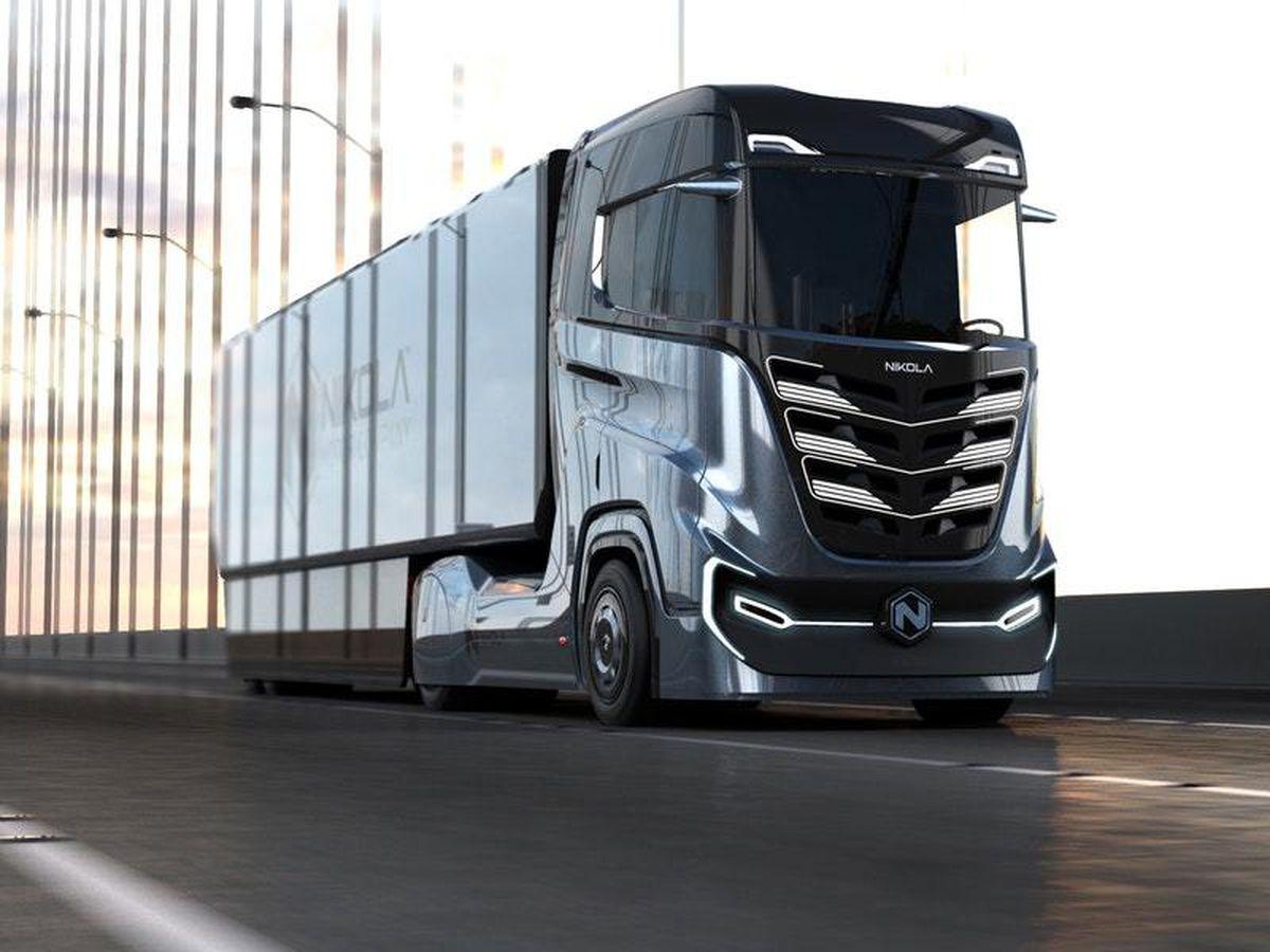 Nikola Motor takes zero-emission fight to Tesla with Europe-bound hydrogen HGV