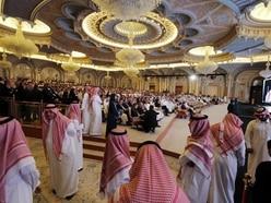 Saudi investment forum opens amid Khashoggi controversy