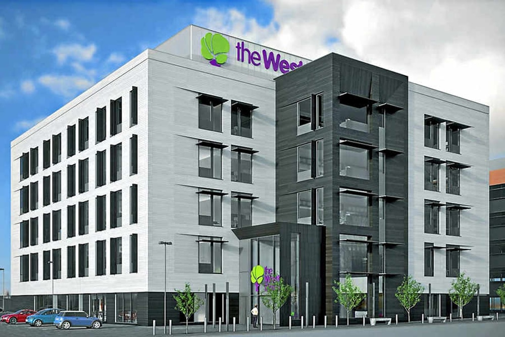 West Bromwich Building Society New Hq