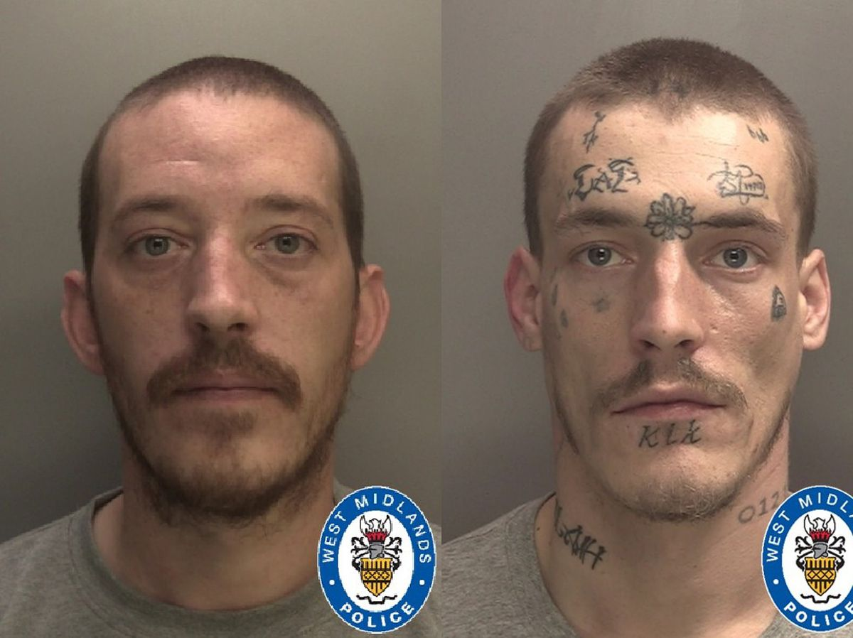 David and Samuel Rogers have both been found guilty of killing their younger sibling. Photos: West Midlands Police