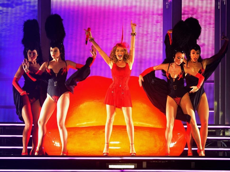 Kylie Minogue talks ahead of Birmingham show tonight