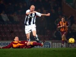 Former West Brom Striker Lee Hughes suffers freak injury whilst taking penalty kick