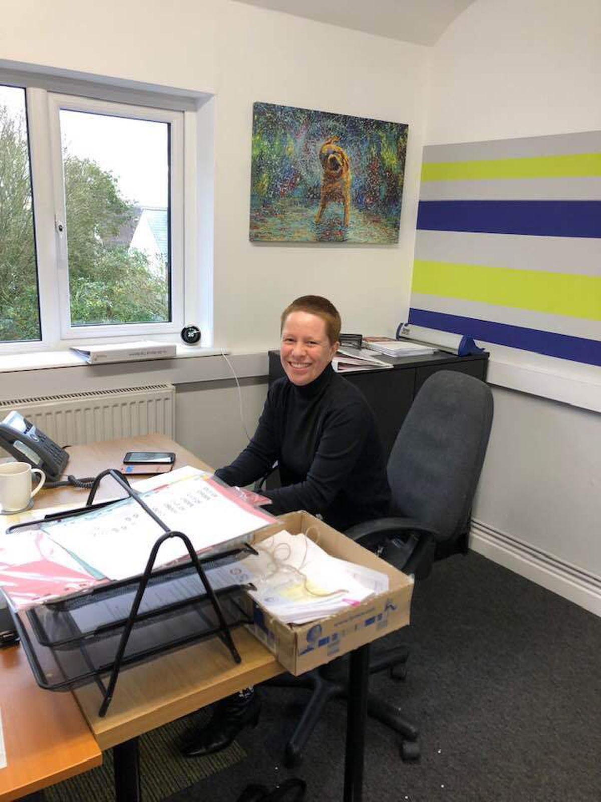 Sam is now working at Lawrence Cleaning Solutions