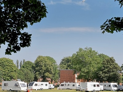 Walsall Council now applying for court order to evict travellers