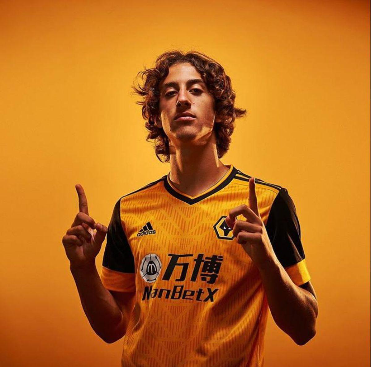 Fabio Silva (Photo: Wolves)