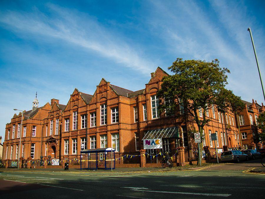 Newhampton Arts Centre, Wolverhampton. Photo: Jamie Baker