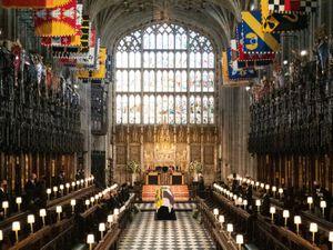 Duke of Edinburgh's funeral