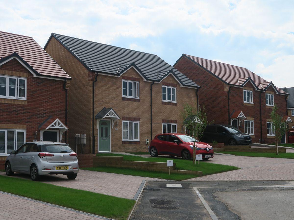Marshall Bell's development at Pye Green