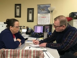 A gay man denied a marriage licence by a county clerk is now running for her job