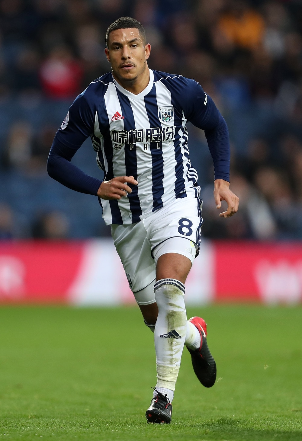 Jake Livermore: West Brom player confronted West Ham fan who