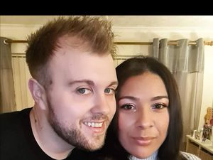 Ryan and his partner Shanice
