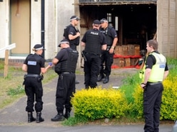 Bomb disposal experts called in after Second World War grenade found in garage