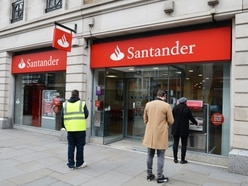 Santander's Kingswinford branch to shut in raft of closures