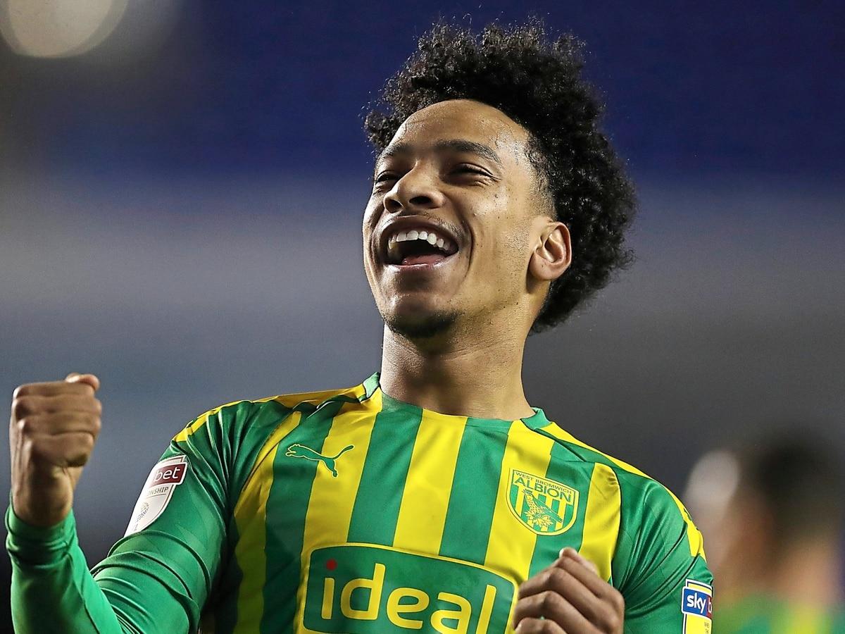 West Brom's Matheus Pereira deal to become permanent