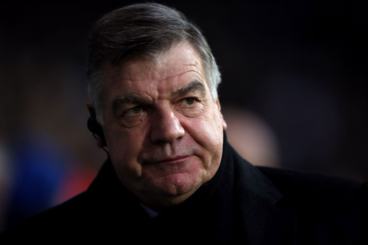 Sam Allardyce is the new West Brom manager