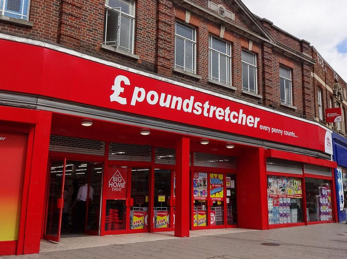 Poundstretcher store in Croydon