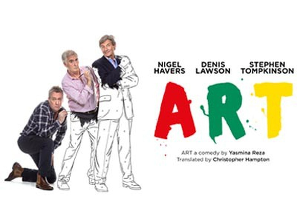 Art, Birmingham Hippodrome - review and pictures