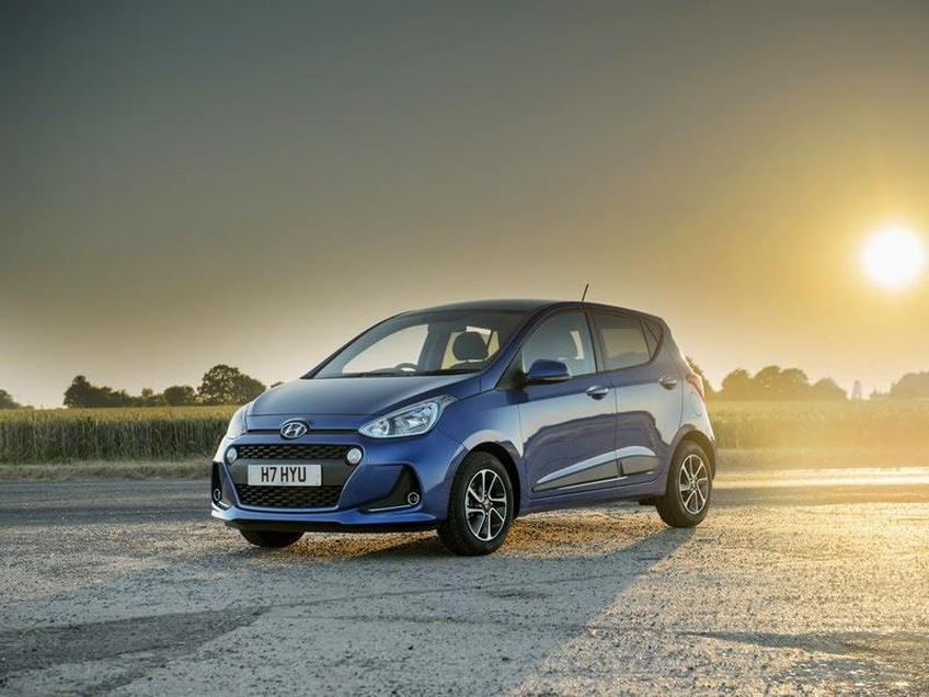 UK drive: Hyundai's i10 remains a dependable city car contender
