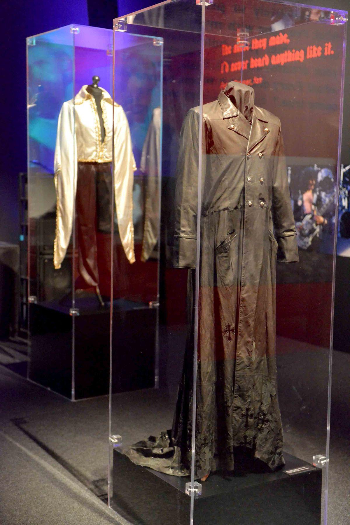 Costumes worn by Ozzy Osbourne