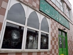 Sledgehammer vandals attack five Birmingham mosques