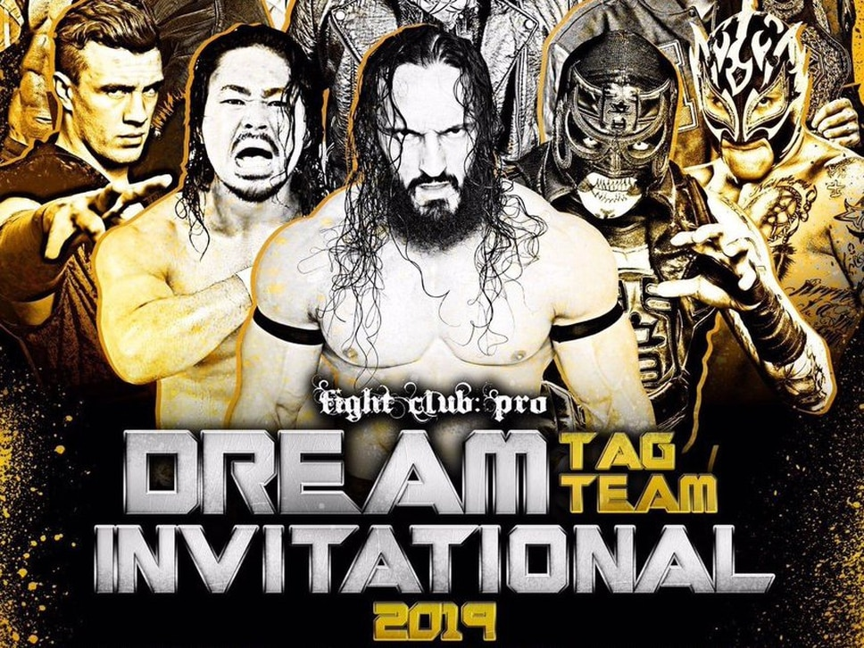 Fight Club: PRO, Dream Tag Team Invitational Night Two, Wolverhampton - Review