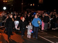 Candlelit vigil 'helped bring community together' to honour Stafford fire victims - PICTURES and VIDEO