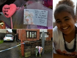 Jasmine Forrester: Tributes paid after 11-year-old dies following stabbing at Wolverhampton house