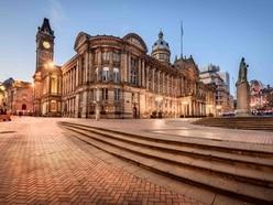 Join a virtual walking tour of Birmingham's famous landmarks