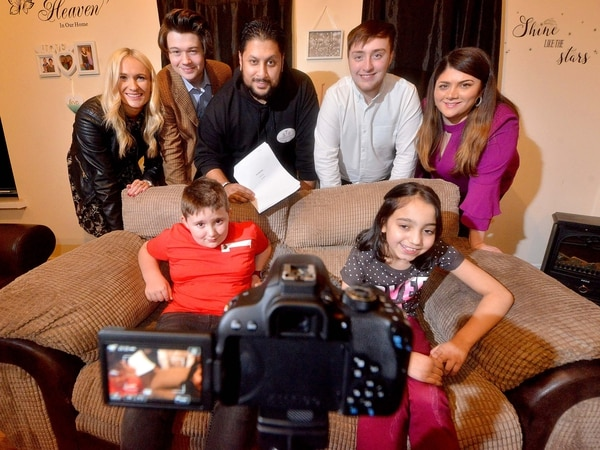 Film aims to raise awareness of domestic abuse