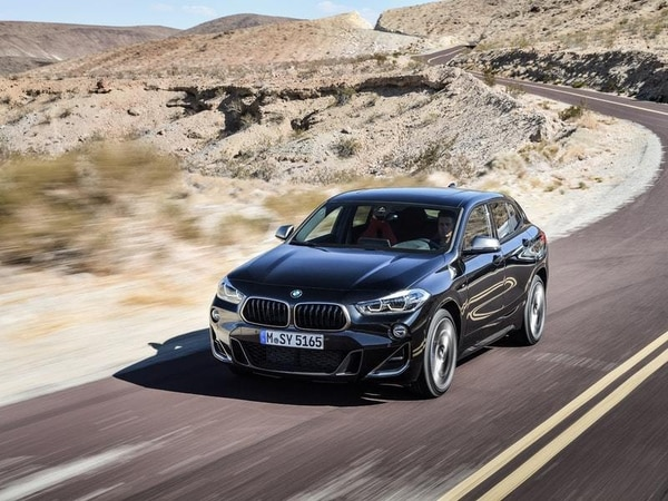 BMW ramps up X2 crossover with new engine