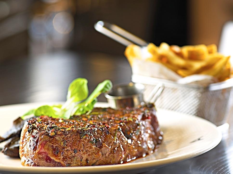 Food review: Cau, BrindleyPlace, Birmingham
