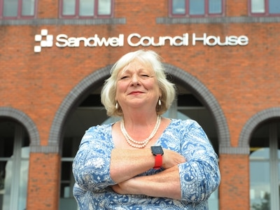 New Sandwell Council leader on Boris' Tories, Tom Watson and bringing 'justice and fairness'