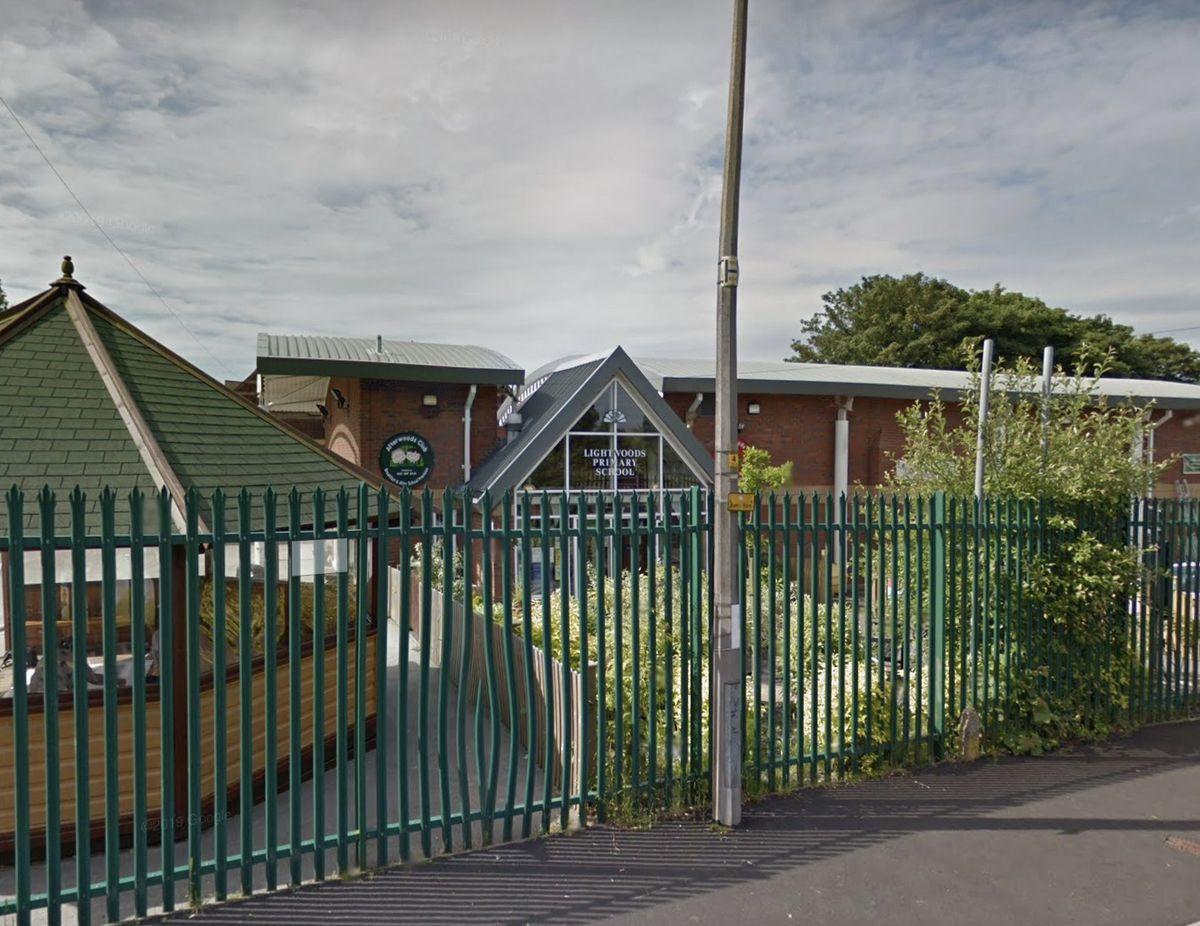 Lightwoods Primary School. Photo: Google StreetView.