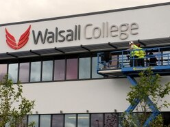 Teenager arrested over mass school bomb hoax that saw Walsall College evacuated