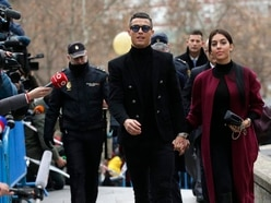Two-year suspended jail term after Cristiano Ronaldo admits tax fraud